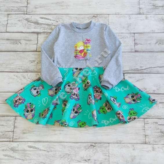 Платье Нежана