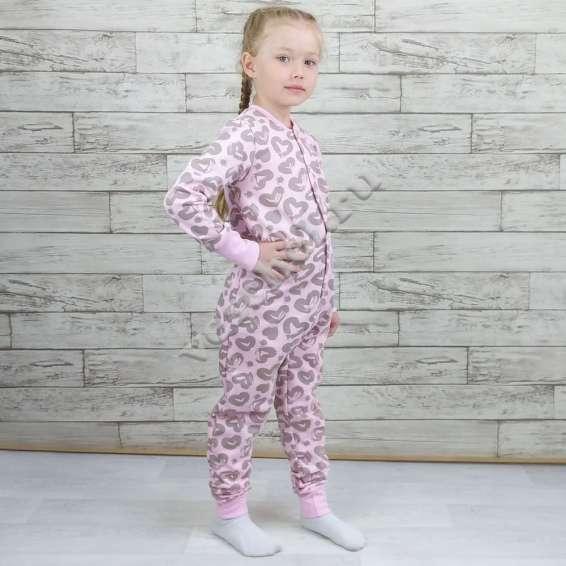 Слип-пижама Элси (футер начёс)