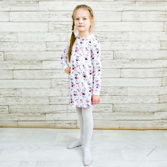 Платье Люта (с капюшоном)