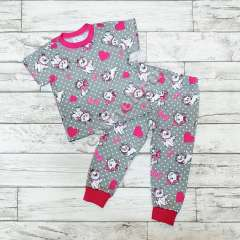 Пижама Айла (короткий рукав)