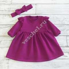 Комплект платье и повязка Демира