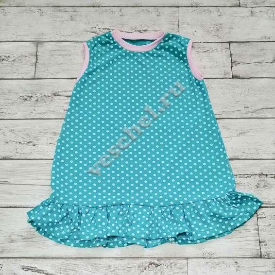 Блуза-топ для девочки